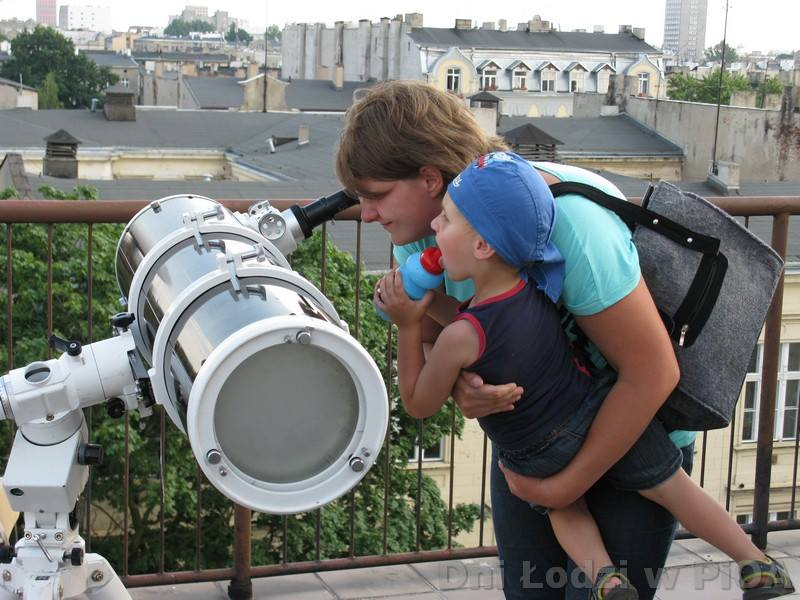 planetarium i obserwatorium astronomiczne łódź