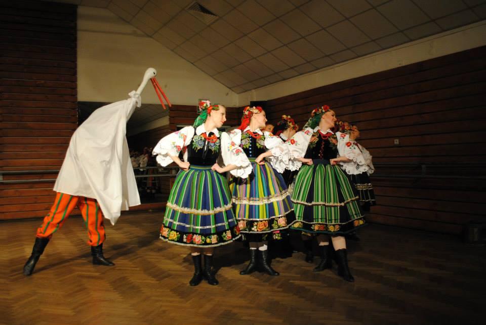 dom kultury ariadna zespół tańca