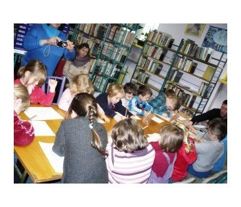 Miejska Biblioteka Publiczna Łódź-Widzew Filia nr 2 - spotkanie dla przedszkolaków