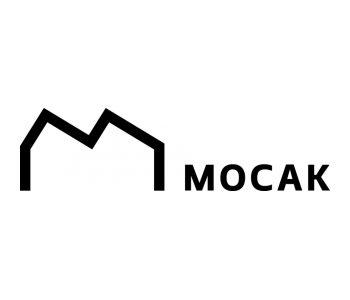logo Muzeum Sztuki Współczesnej w Krakowie MOCAK