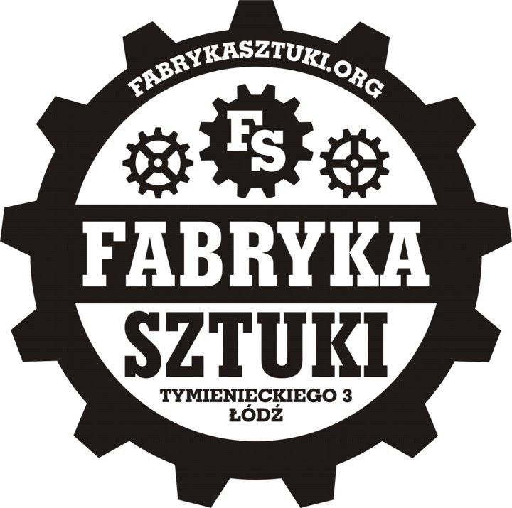 Fabryka Sztuki w Łodzi - logo
