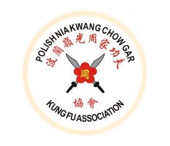 Chow Gar Kung Fu łódź logo