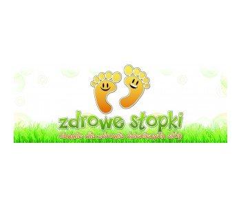 zdrowe stópki logo