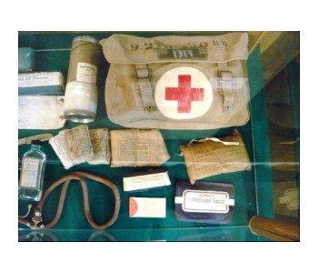 Muzeum Uniwersytetu Medycznego - ekspozycja