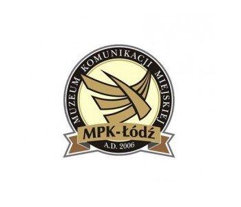 Muzeum Komunikacji Miejskiej MPK-Łódź logo