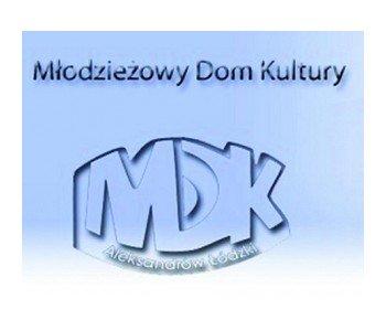 Młodzieżowy Dom Kultury w Aleksandrowie Łódzkim logo