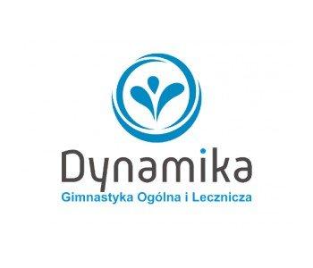 DYNAMIKA gimnastyka łódź - logo