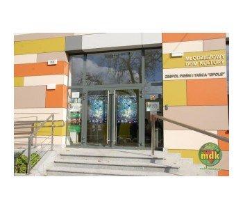 Młodzieżowy Dom Kultury w Opolu