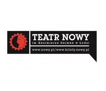 Teatr Nowy im. K. Dejmka w Łodzi - logo