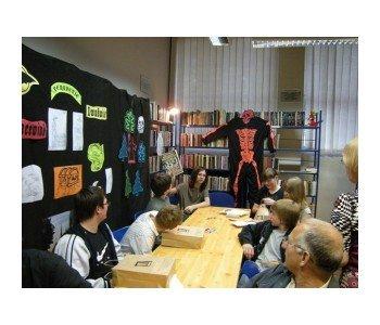 Miejska Biblioteka Publiczna Łódź-Polesie Filia nr 9 konkurs W świecie Rincewinda