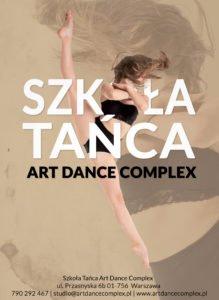 logo Art Dance Complex