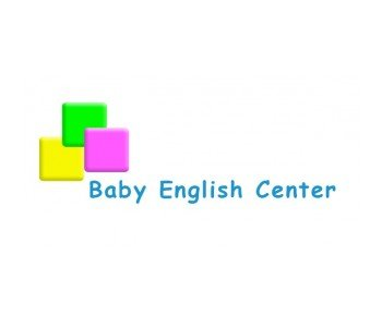 logo Baby English Center