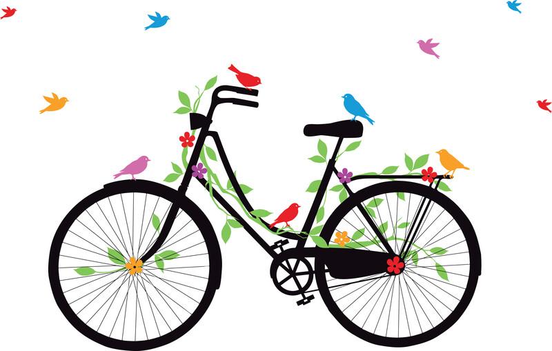 magiczny rowerek