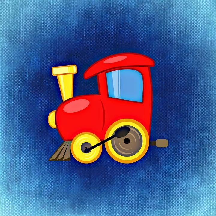 lokomotywa ciuchcia