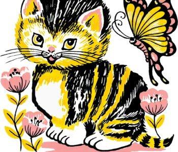 Historia o burzy kota Mruczka