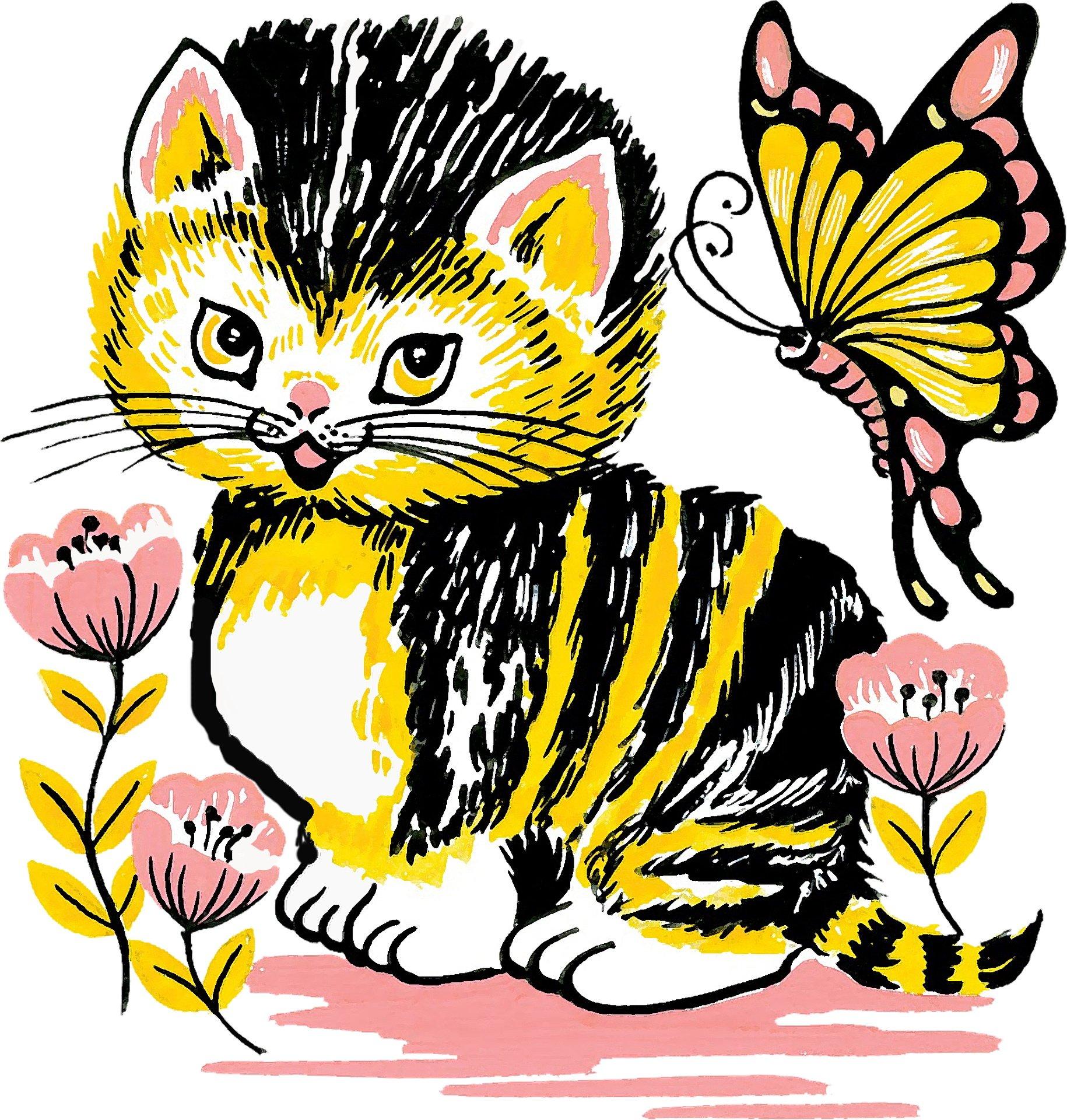 Bajki dla dzieci na dobranoc o kotkach
