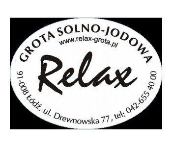 grota solna relax logo