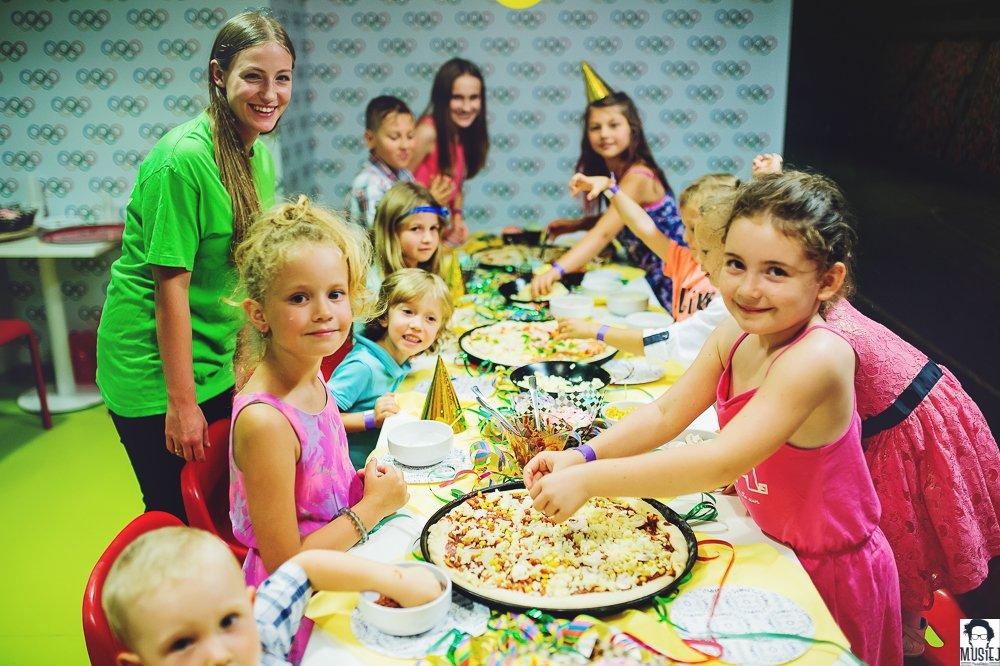 inca play urodziny dla dzieci w Warszawie