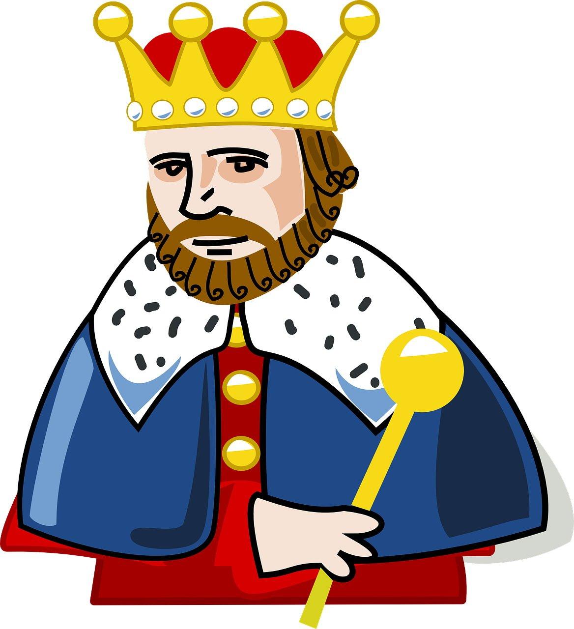 Bajka dla dzieci do czytania o królu Lirze
