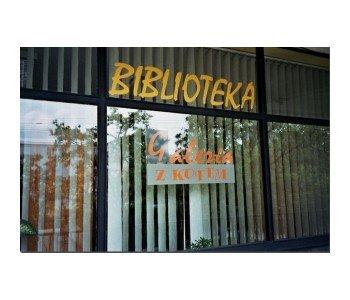 Miejska Biblioteka Publiczna Łódź-Polesie Filia nr 6 - wejście