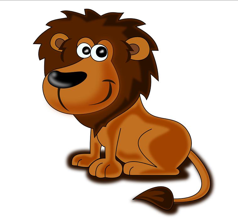 Mały lew
