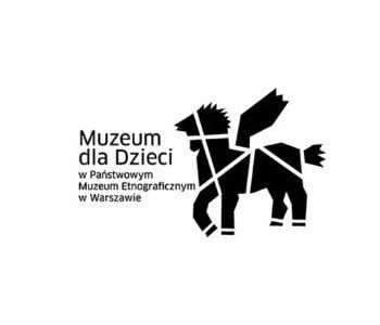 Muzeum dla Dzieci w Państwowym Muzeum Etnograficznym w Warszawie logo