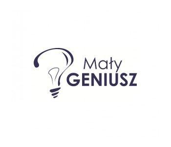 mały geniusz półkolonie dla dzieci logo