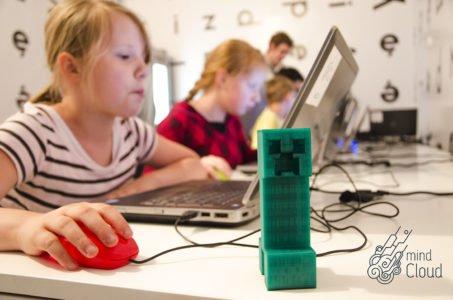 mind cloud programowanie dla dzieci
