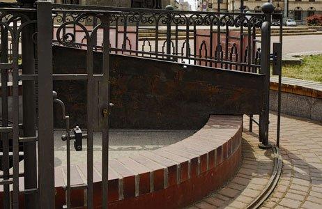 Muzeum Kanału Dętka wejście