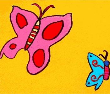 Motylek Filipek