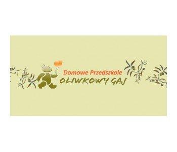 oliwkowy gaj logo