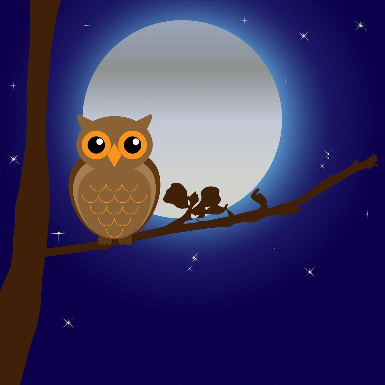 Noc Bajki Dla Dzieci Na Dobranoc Wierszyki I Kołysanki Dla