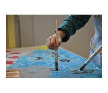 dziecko fabry malowanie