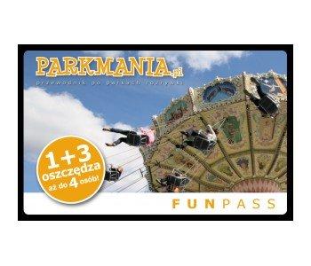 Parkmania.pl  – rabaty do polskich parków rozrywki, bilety do europejskich parków rozrywki