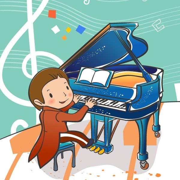 Palce pianisty