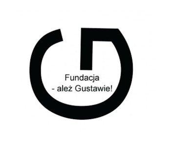 logo fundacja ależ gustawie