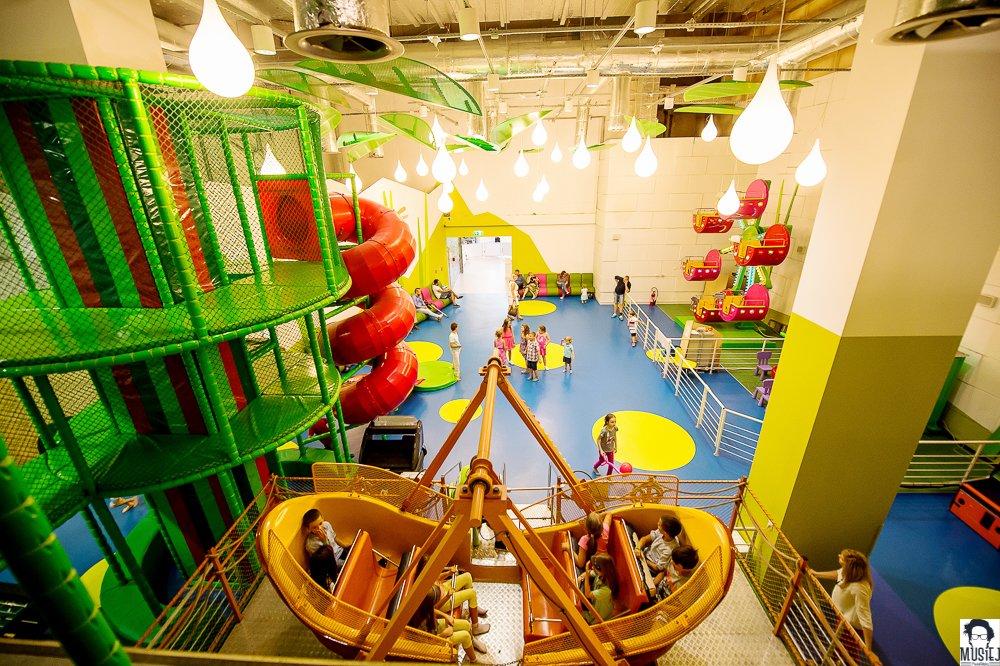 Inca Play sala zabaw - atrakcje dla dzieci w Warszawie