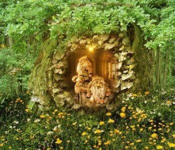 skrzaty las bajki dla dzieci na dobranoc