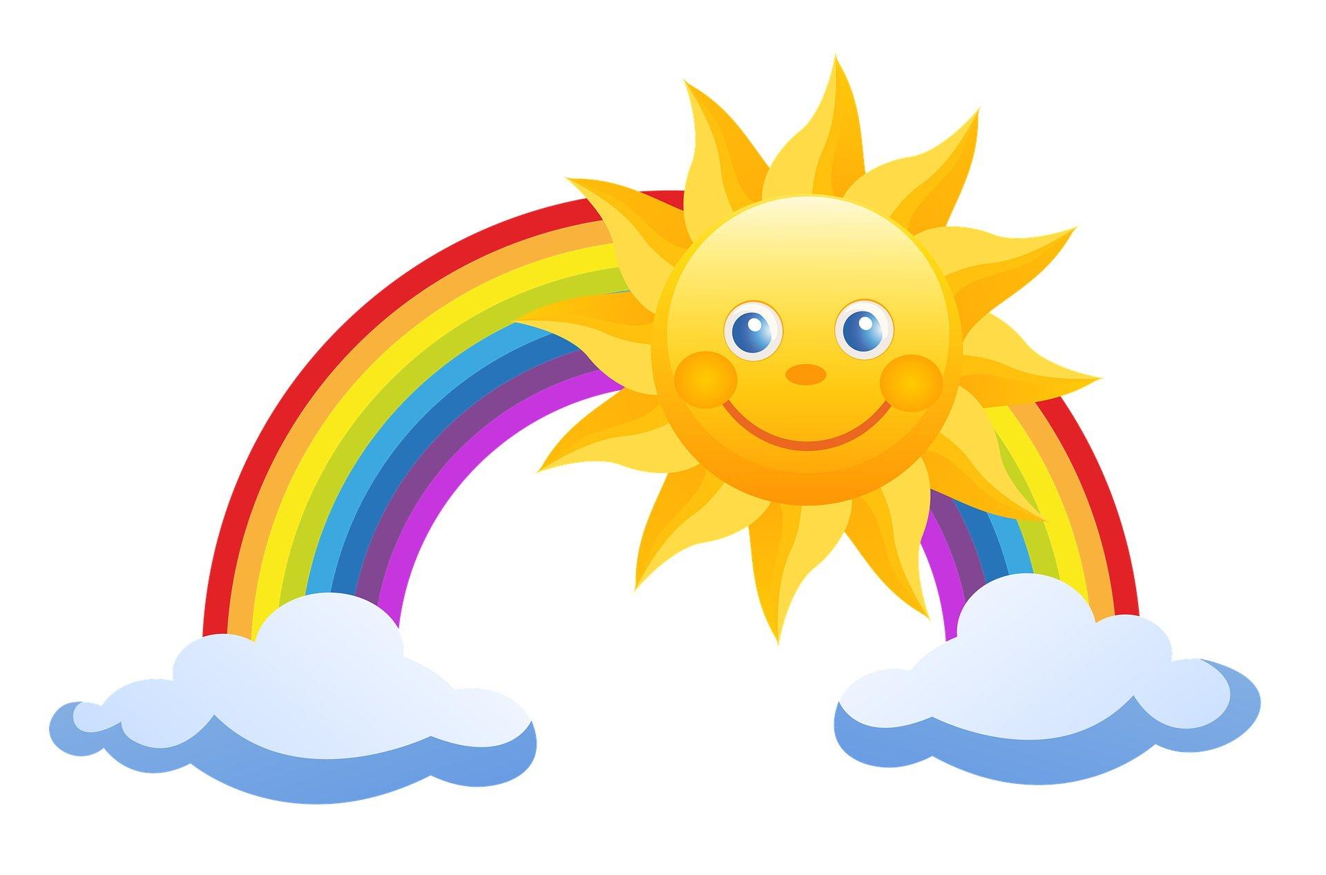 Słoneczko bajka dla dzieci do czytania