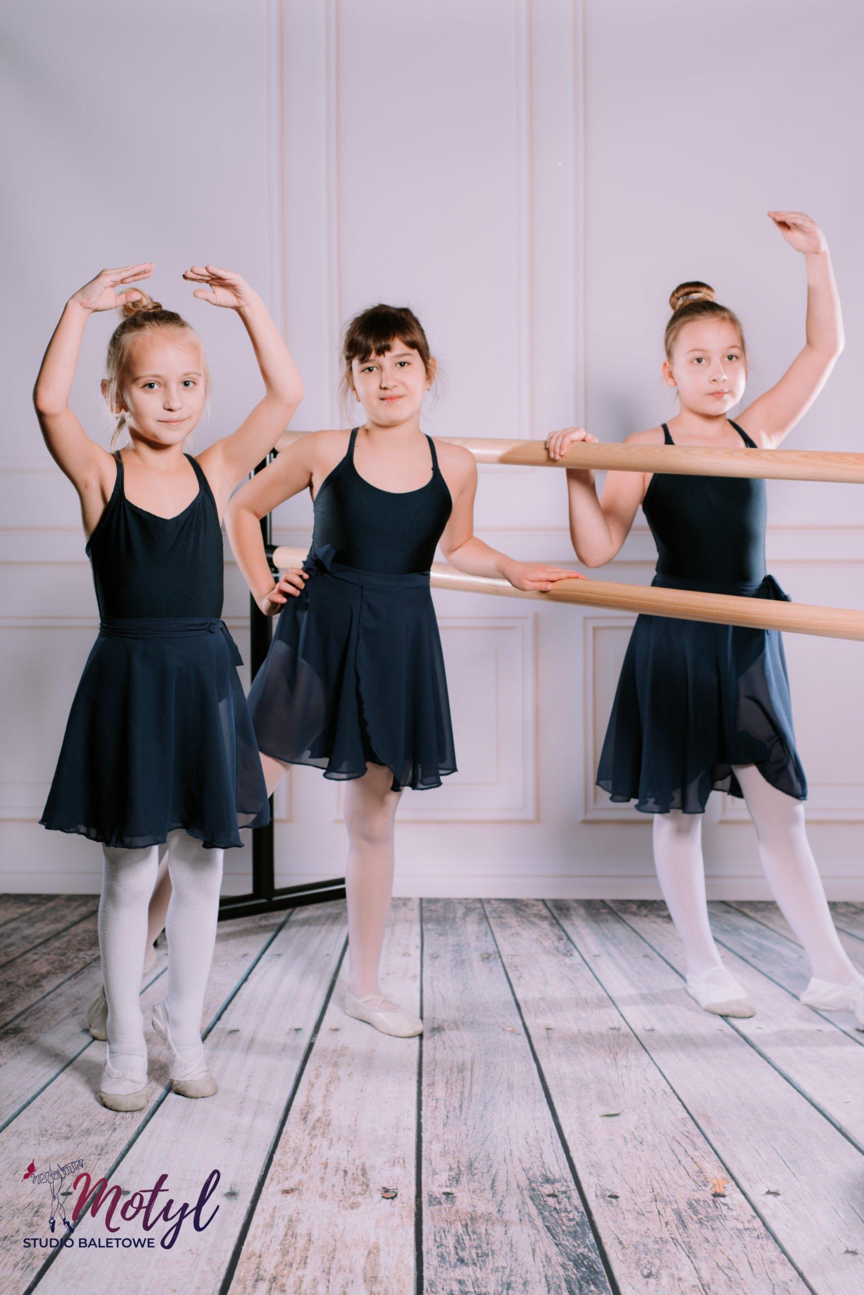 Studio baletowe Motyl - zajęcia taneczne dla dzieci i młodzieży