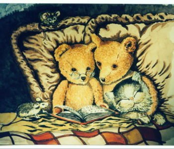 Krótka bajka na dobranoc dla dzieci