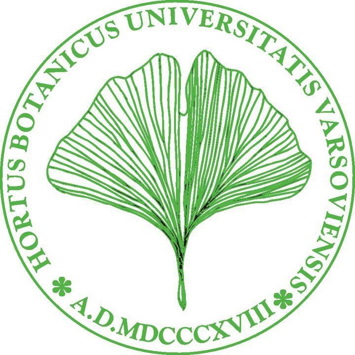Ogród Botaniczny UW - logo