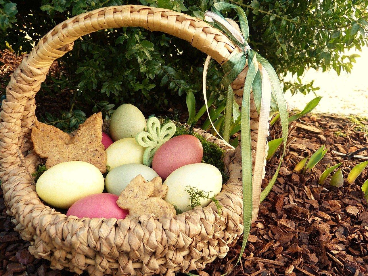 Wielkanoc, świąteczny wierszyk dla dzieci