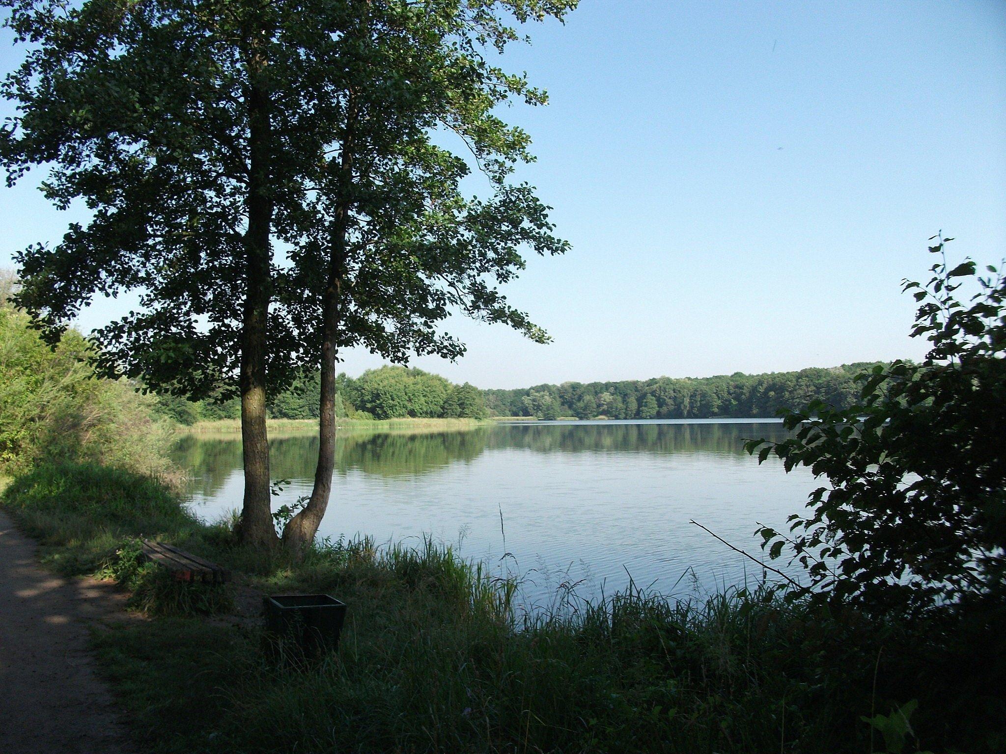 jezioro rusałka poznań