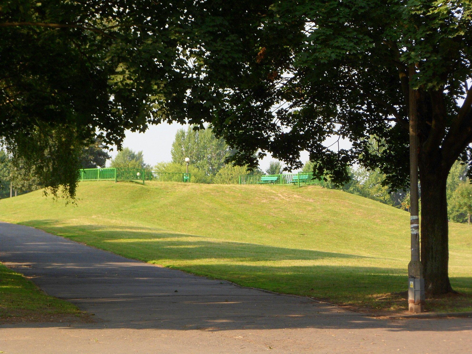 park jana kasprowicza w poznaniu