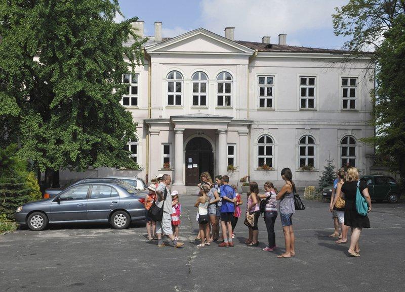 Muzeum Ziemi Chełmskiej w Chełmie - front