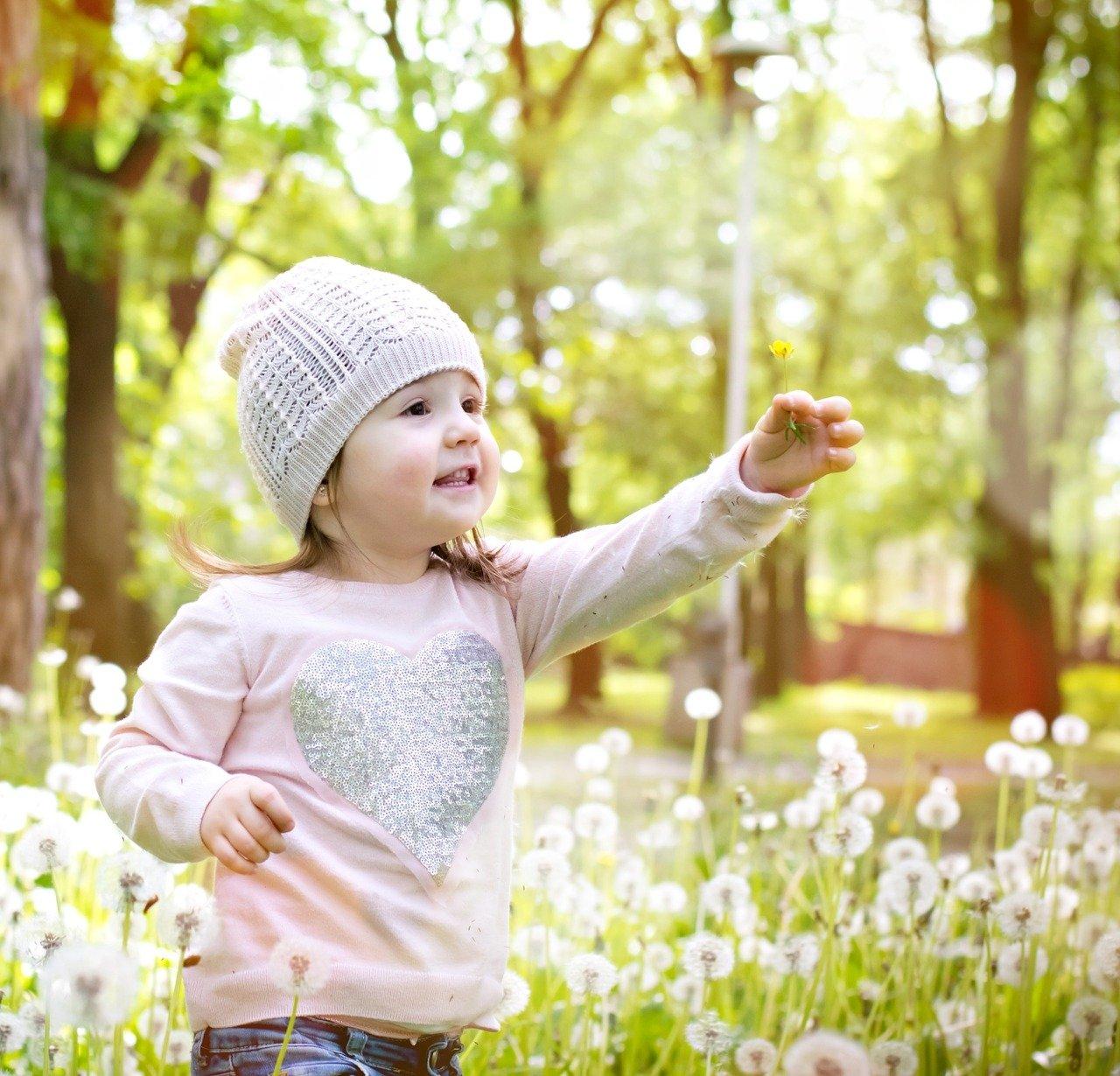 Wiosna blisko, wierszyk dla dzieci na powitanie wiosny