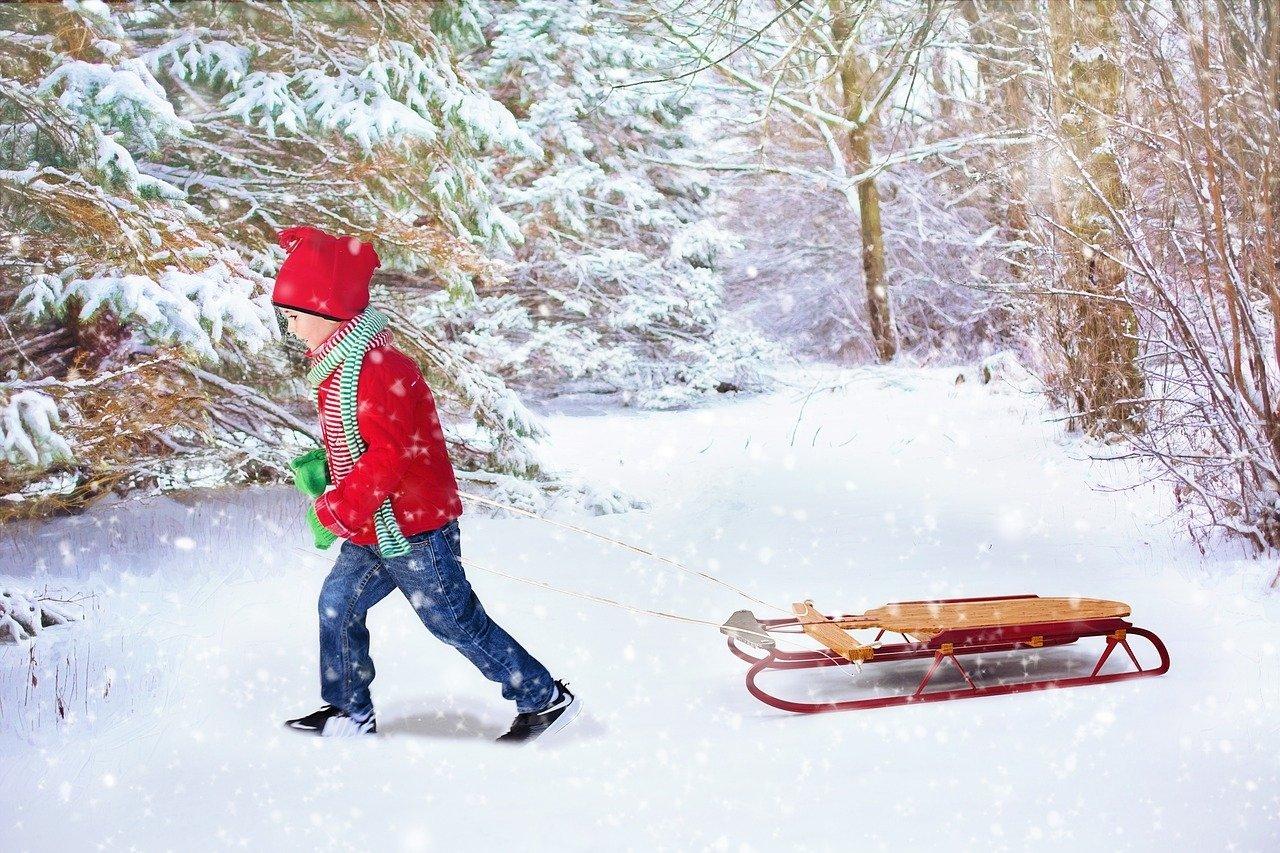 Zimowy, srebrny Dzień Dziadka, wierszyk dla dziadka