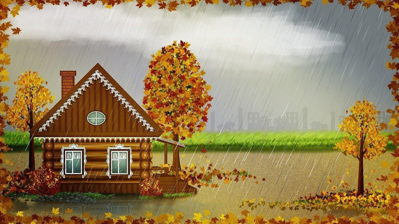 zla-pogoda piosenka na jesień dla dzieci tekst i melodia