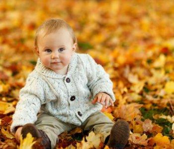 Jesień spacer wiersz dla dzieci